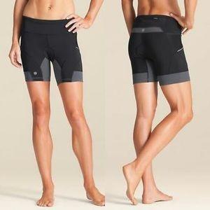 Athleta Queen K Triathlon Shorts